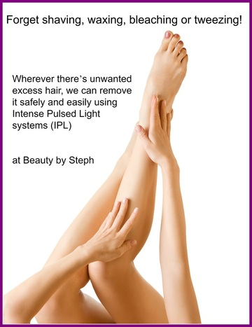 IPL Permanent hair reduction in Reading