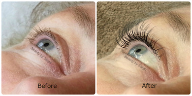 Eyelash extensions Caversham